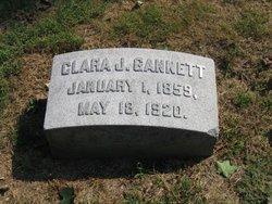 Clara J. <i>Trindall</i> Gannett