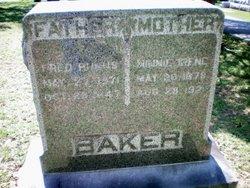 Minnie Irene <i>Perry</i> Baker