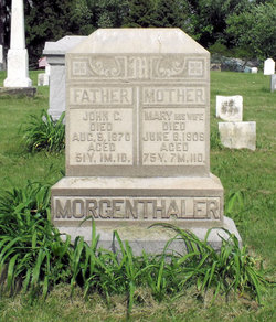 John C. Morgenthaler