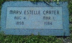 Mary Estelle <i>McCarty</i> Carter
