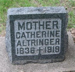 Catherine <i>Molitor</i> Altringer