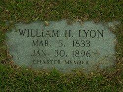 William H Lyon