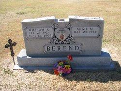 William A. Bill Berend