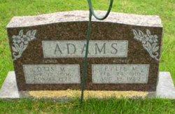 Mildred Vivian Ettie <i>Jackson</i> Adams