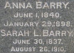 Anna Barry