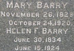 Helen F Barry