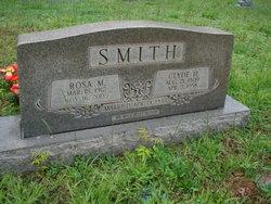 Rosa May <i>Bilbrey</i> Smith