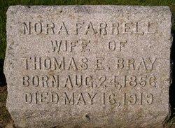 Honora Teressa Nora <i>Farrell</i> Bray