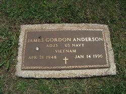 James Gordon Anderson