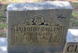 Dorothy Evelyn Dee Cushing
