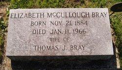 Elizabeth <i>McCullough</i> Bray