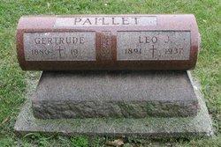 Gertrude Ilene <i>Alderman</i> Paillet