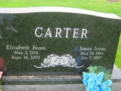 Elizabeth <i>Beam</i> Carter