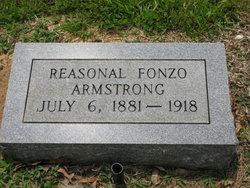 Reasonal Fonzo Armstrong