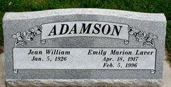 Emily Marion <i>Laver</i> Adamson