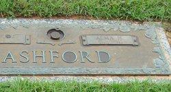 Alma G. <i>Hudson</i> Ashford