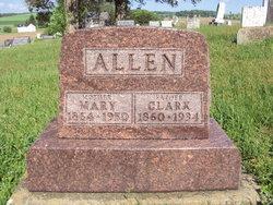 Mary <i>Snider</i> Allen