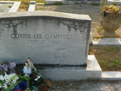 Corrie Lee Campbell