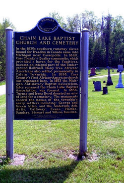 Chain Lake Cemetery
