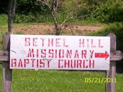 Bethel Hill Missionary Baptist Cemetery