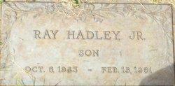 Ray Hadley, Jr