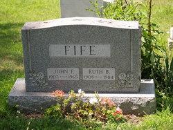 Ruth <i>Brown</i> Fife
