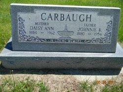 Daisy Ann <i>Morgan</i> Carbaugh
