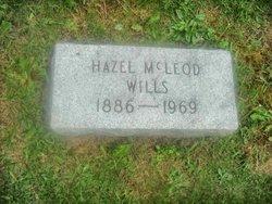 Hazel M. <i>McLeod</i> Wills