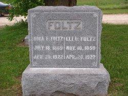 Nora Ellen <i>Kidwell</i> Foltz