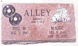 Margaret Maggie <i>Dumont</i> Alley