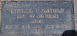 Michael Thomas Arrigan