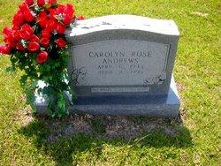 Carolyn Rose Andrews