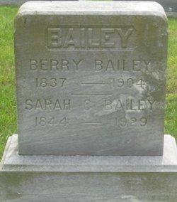 Daniel Berry Bailey