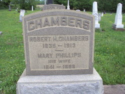 Mary <i>Phillips</i> Chambers