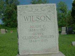 Clarinda <i>Phillips</i> Wilson