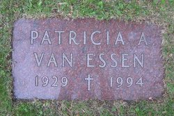 Patricia Ann <i>Maghan</i> Van Essen