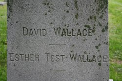 Esther French <i>Test</i> Wallace