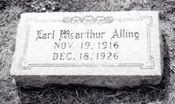 Earl McArthur Alling