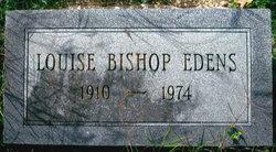 Mrs Louise <i>Bishop</i> Edens