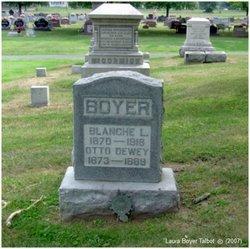 Otto Dewey Boyer