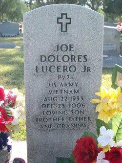 Joe Dolores Lucero, Jr