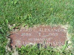 Edward C. Alexander