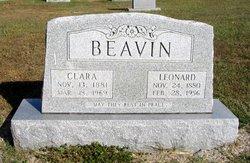 Leonard Beaven