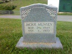 Jackie Donald Munsey