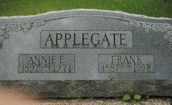 Annie Ethyl <i>Fitzpatrick</i> Applegate