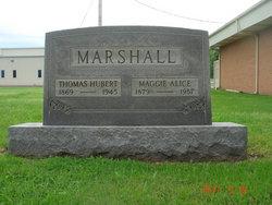 Maggie Alice <i>Kindred</i> Marshall