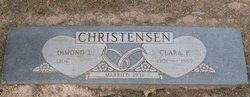 Clara <i>Peterson</i> Christensen
