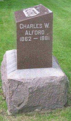 Charles W Alford