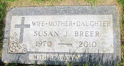 Susan J. <i>Cunningham</i> Breer