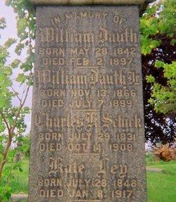 William Dauth, Sr